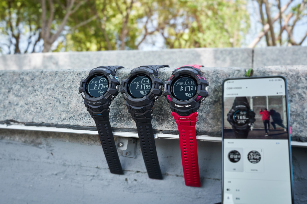 G-SHOCK  G-SHOCK 史上第一款「潮流智能」手表!新功能太多玩不过来!