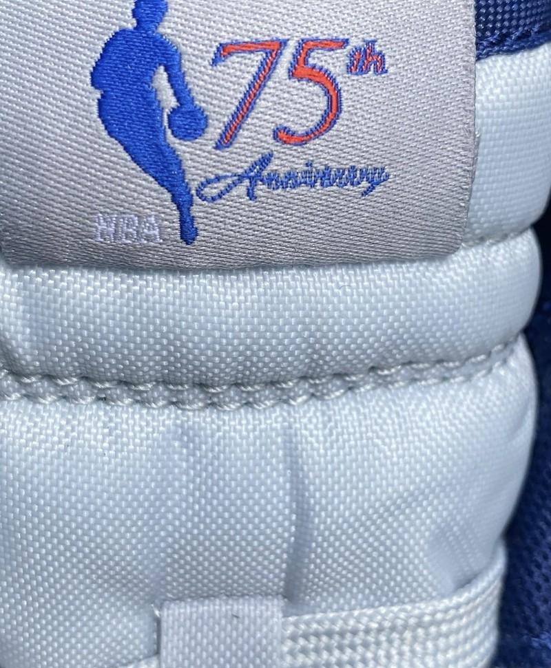 NBA,Nike Dunk Low EMB,Brooklyn  75 周年联名又曝新配色!「篮网」Dunk Low 你打几分?