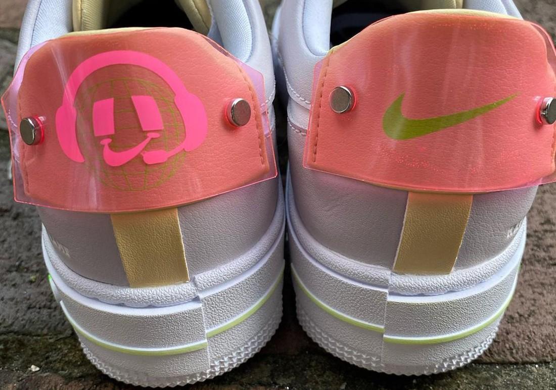 Air Force 1 Pixel,Nike,LPL  第二款 LPL x Nike 实物曝光!鞋型又有新变化!