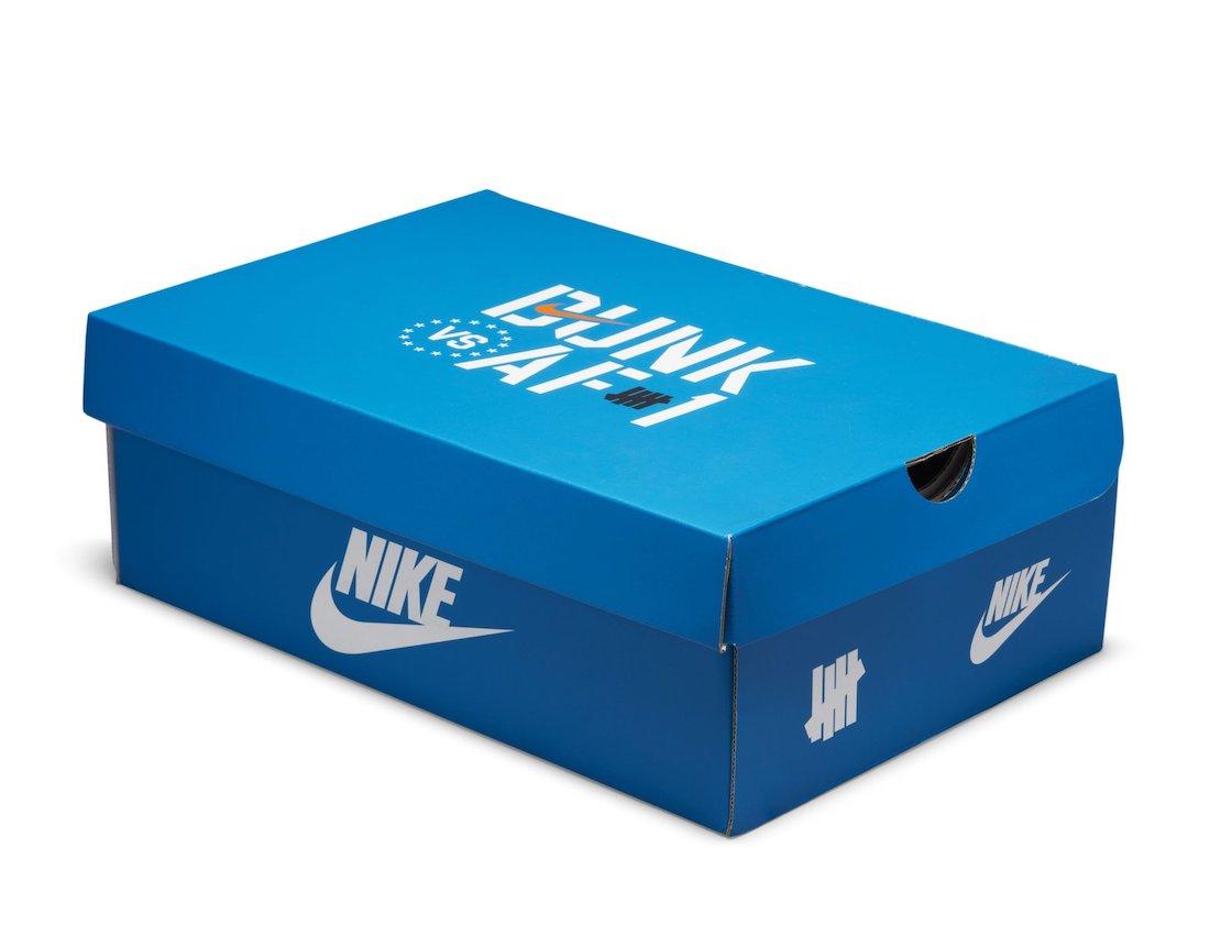 Dunk vs AF-1,Dunk Low,Nike,UND  「亲友限定」版本即将市售?!第二款 UNDFTD x Dunk 官图曝光!
