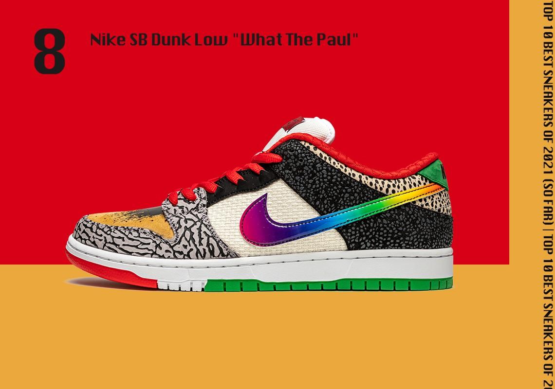 adidas,Li-Ning,Nike  外媒评选上半年「十佳球鞋」!有款国产联名榜上有名!