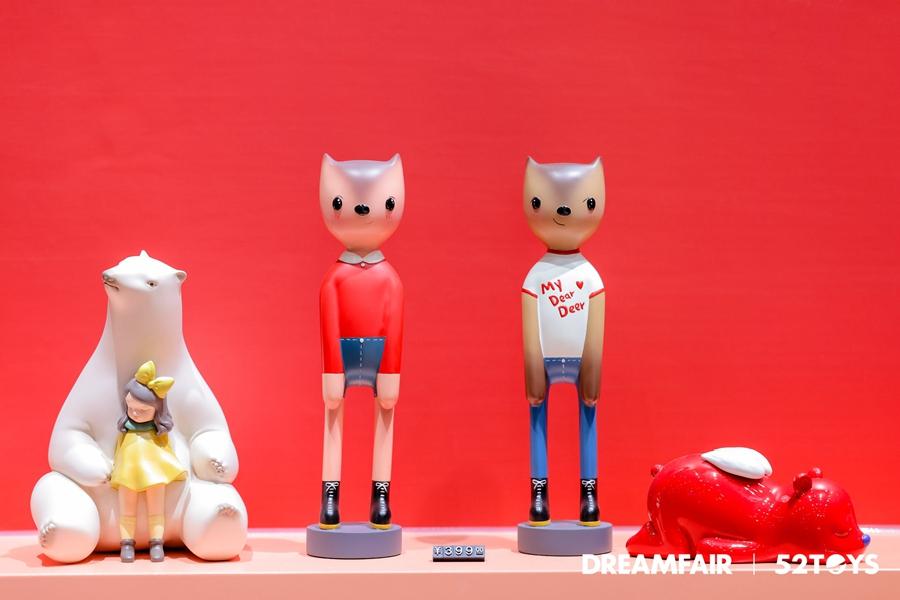北京国际原创艺术与设计师收藏玩具展,BEJING DR  让无数小姐姐迈不动腿!全程养眼的「打卡圣地」!不看可惜!