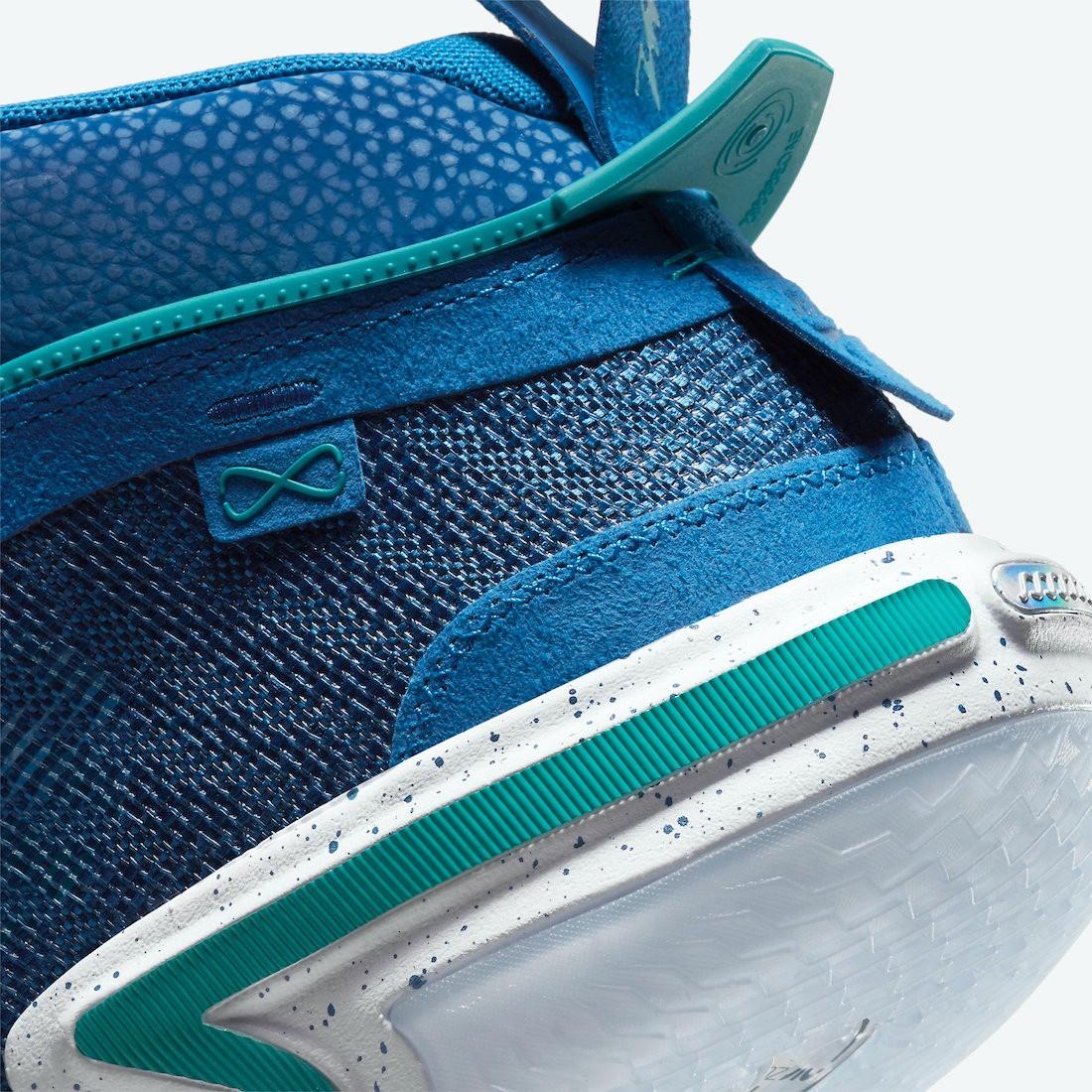 Air Jordan 36,AJ36  AJ36 官图正式亮相!一上来就是两款高颜值 PE!又要真香了!