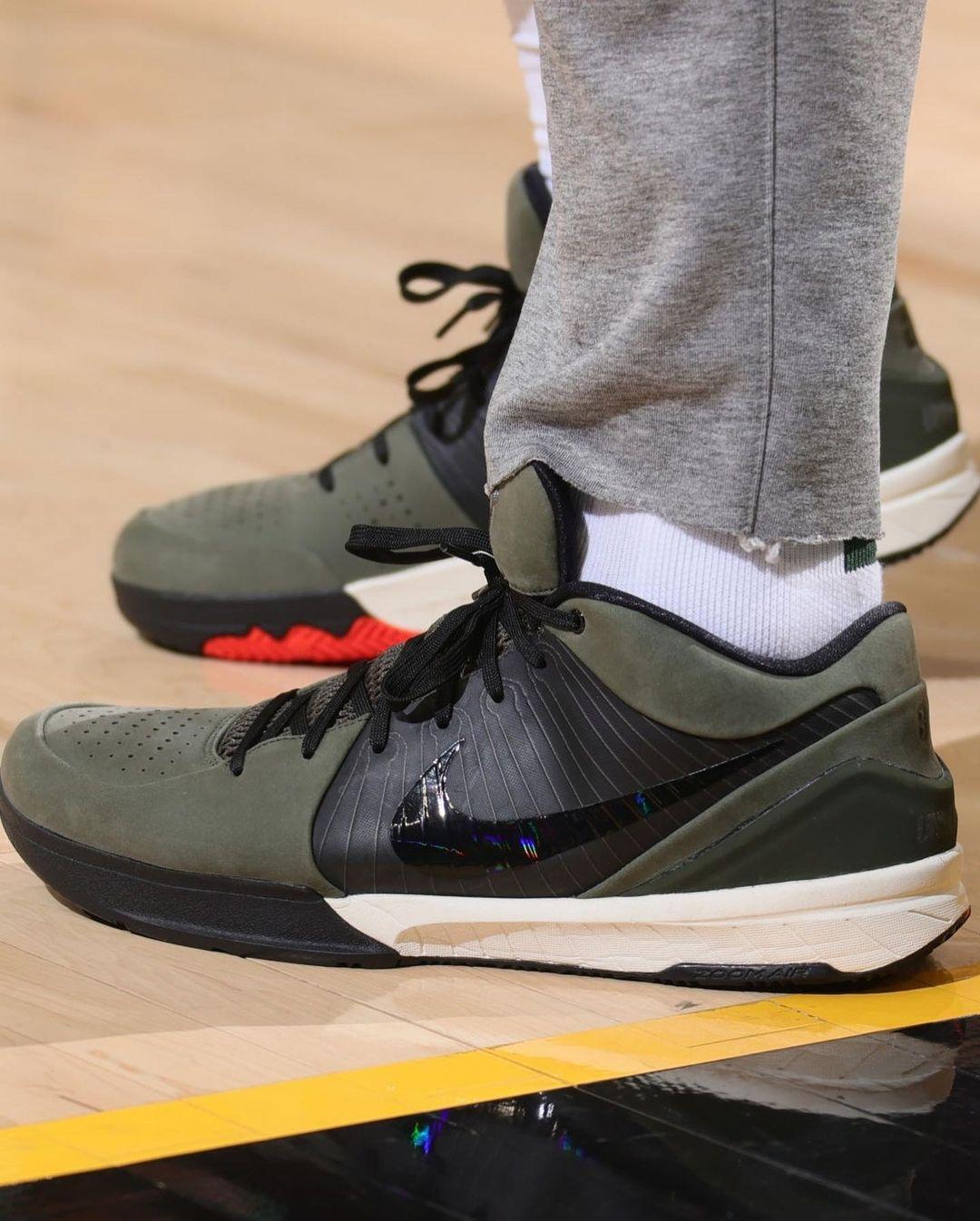 Nike,塔克,布克  布克晒未市售「科比联名」!隔空喊话:鞋王塔克都没有!