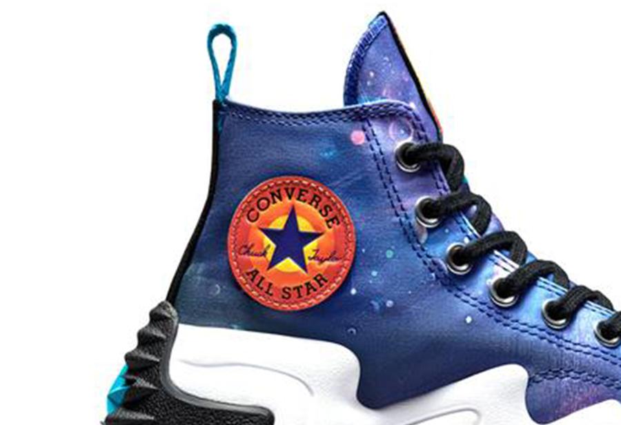 Converse,Run Star Motion,发售  星空鞋面超增高!全新大灌篮 Converse 本周发售!