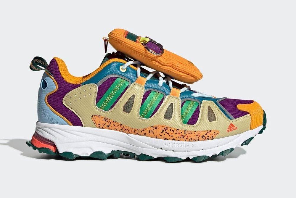 Sean Wotherspoon,Disney,adidas  鞋子带兜 + 面罩球鞋!灯芯绒大帝 x 迪士尼 x adidas 三方联名曝光!