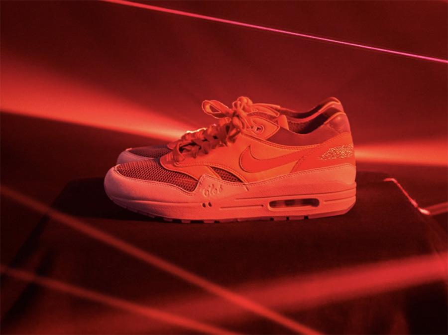 死亡之吻,Kanye,CLOT,Nike,Air Max 1  冠希「死亡之吻」第三款配色曝光!曾经全球仅 4 双,还是侃爷同款!