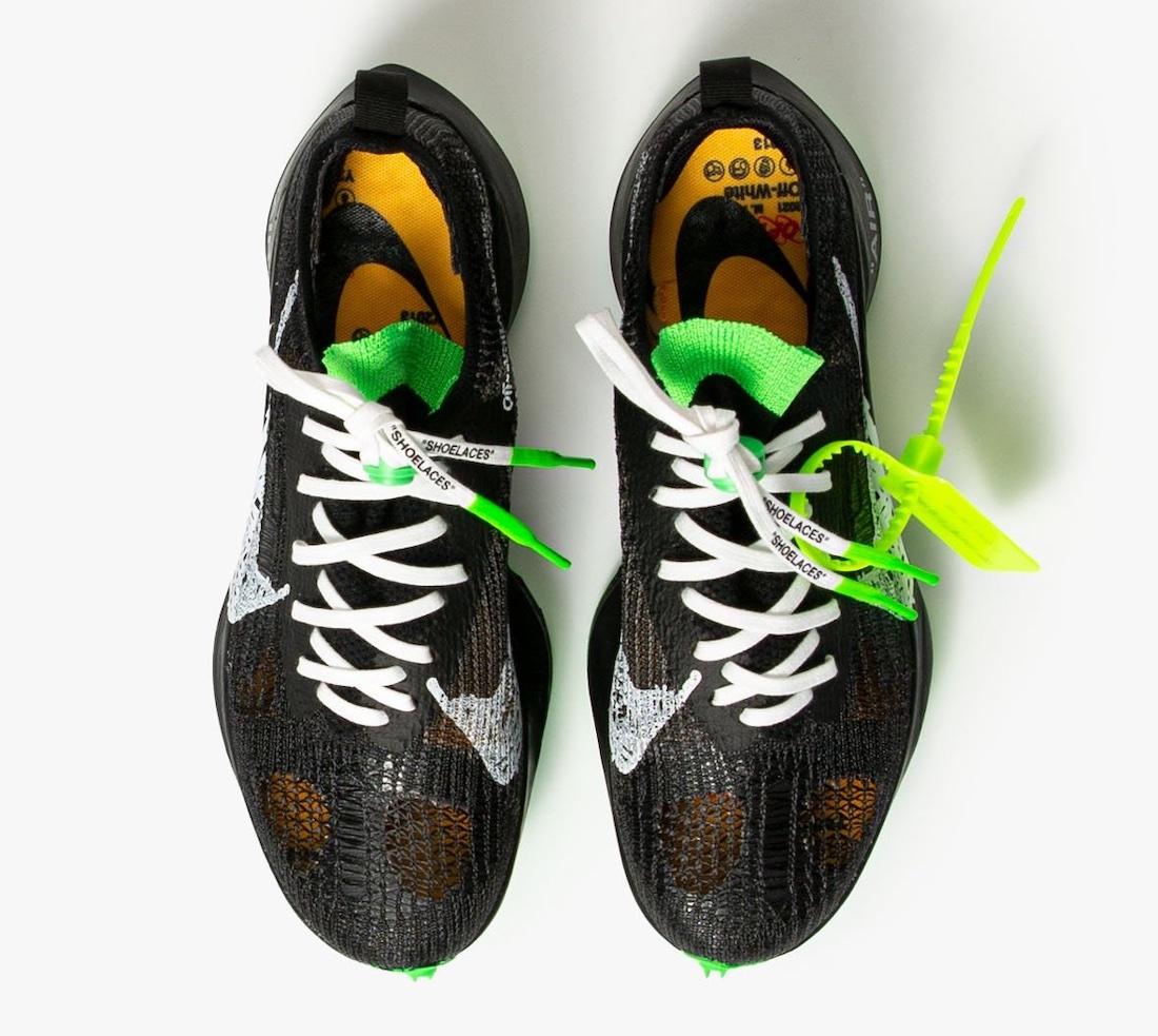 OFF-WHITE,Nike,Air Zoom Tempo  OFF-WHITE x Nike 顶级跑鞋来了!传闻本月发售!