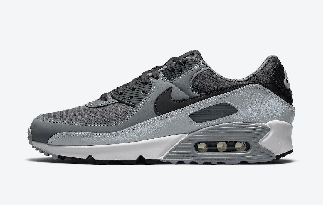 Nike,Air Max 90,Cool Grey  经典「酷灰」配色!全新 Air Max 90 官图曝光!