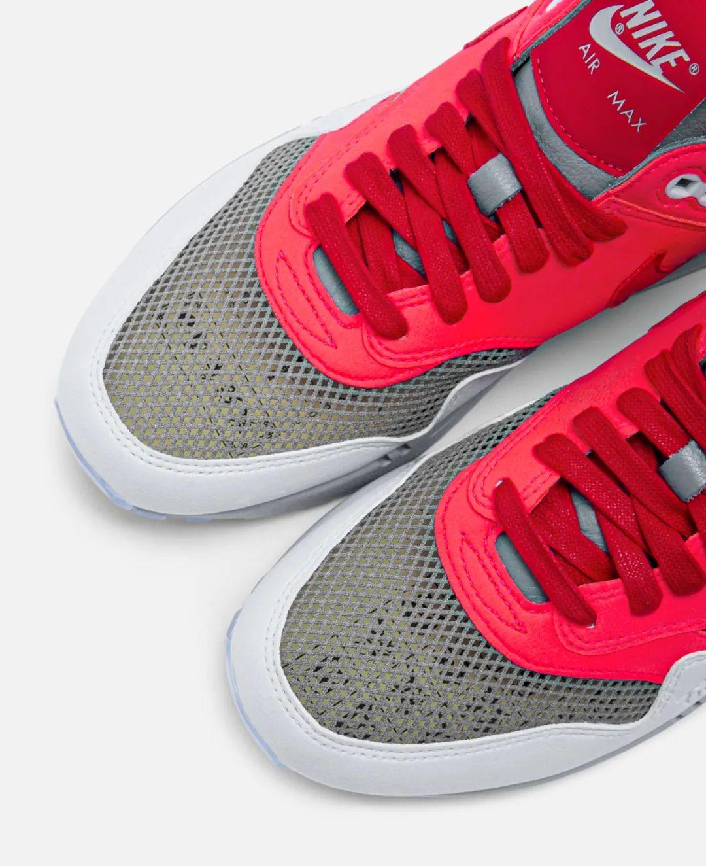 CLOT,Nike,Air Max 1,明星,上脚,发售  这次不怕起雾了!冠希上脚第三款死亡之吻!下周限定发售!