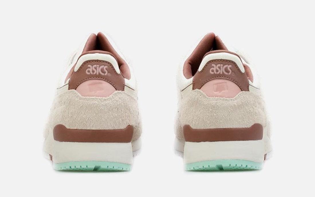 Nice Kicks,ASICS,Gel Lyte III  冰淇淋主题!全新 Nice Kicks x ASICS 联名即将发售!