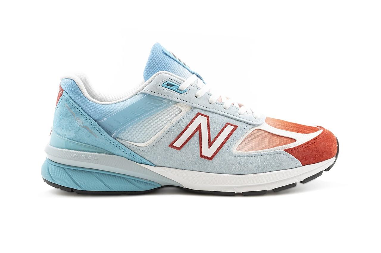 New Balance,990v5,NB  这配色「太甜了」!全新 NB 990v5 现已发售!