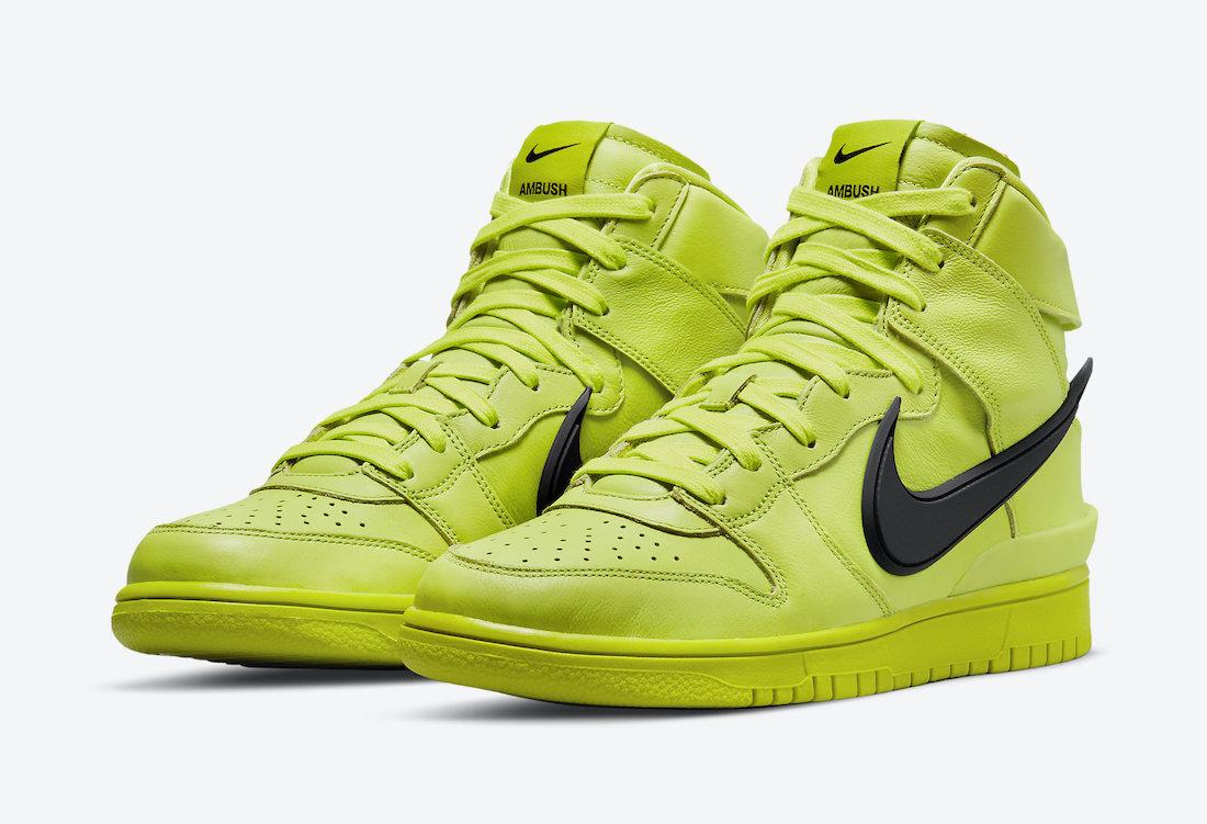 发售,sacai,AMBUSH,OFF-WHITE,Nike  Nike 「联名大招」型录曝光!下周就发售!