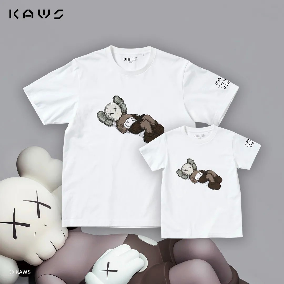 优衣库,KAWS,发售  KAWS x 优衣库限量发售!有两件超经典必抢!链接曝光!提前加购!