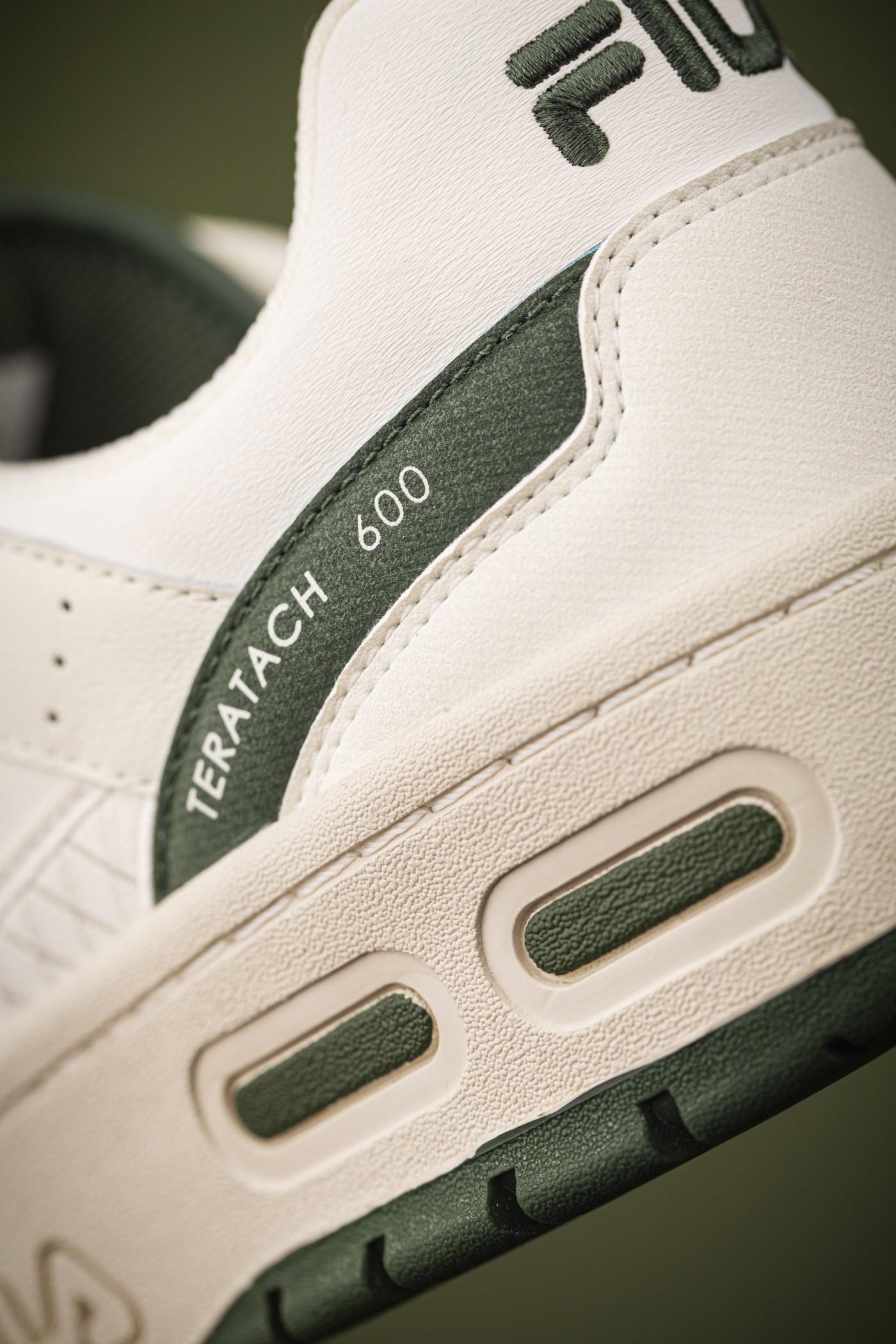 FILA FUSION,发售,TERATACH LOW  纯正 OG 质感!又一双经典球鞋复刻回归!脚感还更爽了!