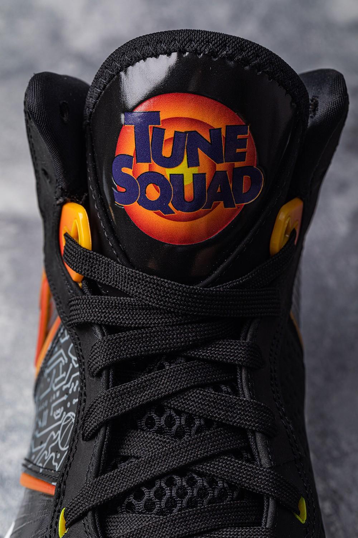 Nike,LeBron 8,Space Jam,DB1732  「大灌篮」LeBron 8 抢先上脚!这个细节很多人都没看懂!