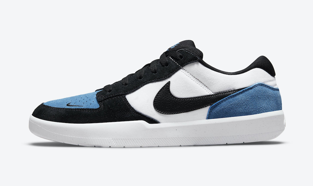 Nike,SB Force 58,Dutch Blue,Pi  新鞋款发布!Nike SB Force 58 官图曝光!