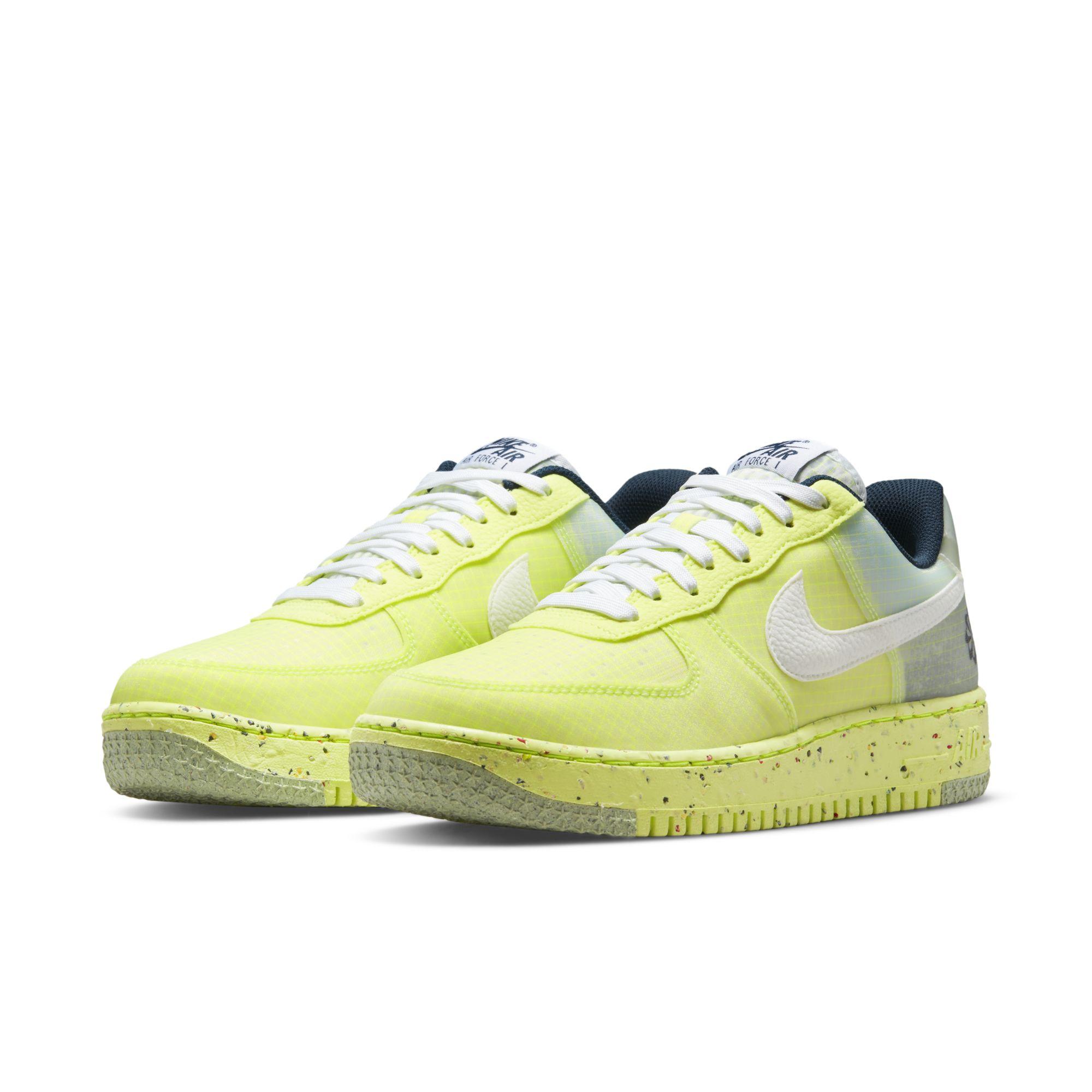 Nike,Air Force 1  「柠檬」配色!全新 Air Force 1 官图曝光!