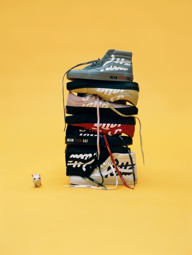 Patta,Vault by Vans  一口气 7 款鞋!Patta x Vans 新联名抽签正式开启!