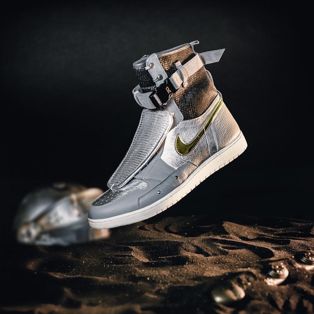塔克,The Shoe Surgeon,Nike,Kobe  壕无人性!塔克总决赛上脚「土豪 AJ1」!自带 32.74 克拉钻石!