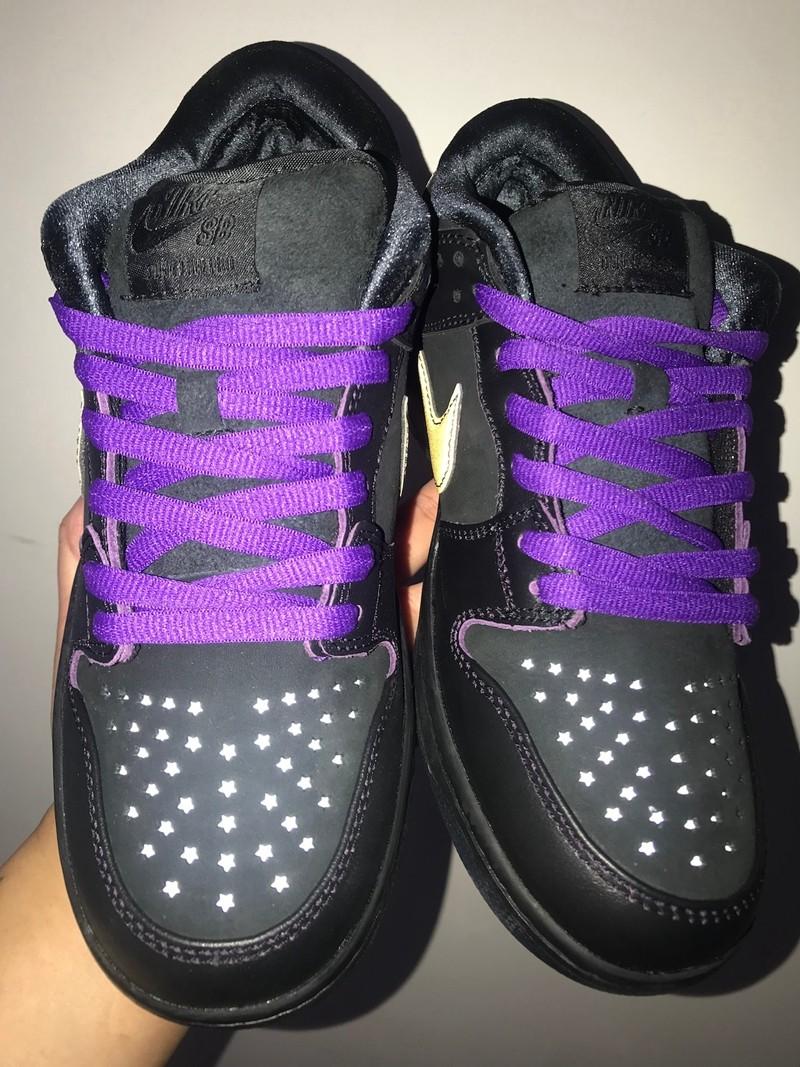 Familia,Nike,SB Dunk Low,First  「满天星」效果加持!Familia x SB Dunk 实物释出!你打几分?