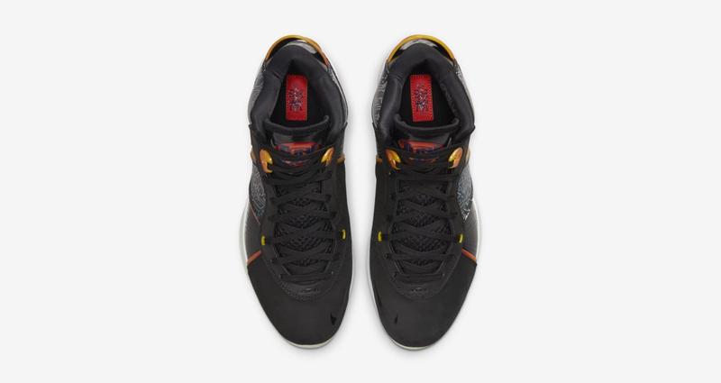 Nike,LeBron 8,Space Jam,DB1732  细节多到数不清!全新「大灌篮」LeBron 8 正式上架!