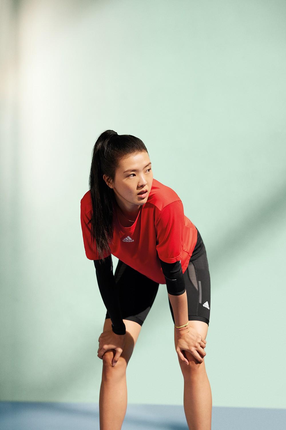 adidas,中国女排,  字少事大!阿迪最新黑科技曝光!「长腿女神」已经开始穿了!