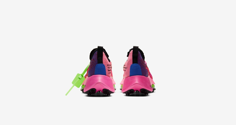 OFF-WHITE,Nike,Air Zoom Tempo  明日发售!OW x Nike 联名上架 SNKRS!准备上跑道!
