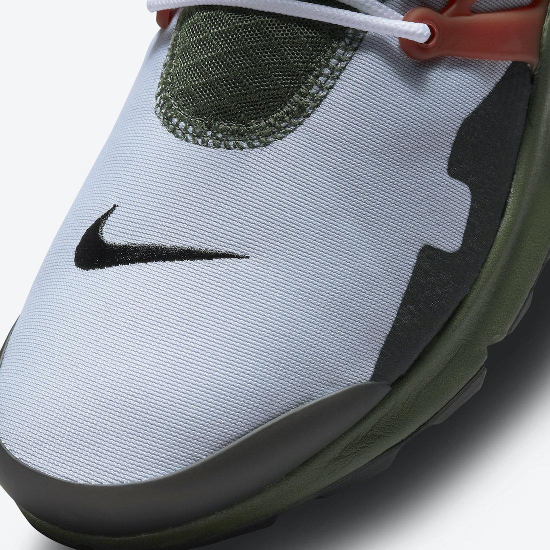 Nike,Air,Presto,Mid,Utility,作为  星战配色!全新三款 Nike Air Presto 官图曝光!