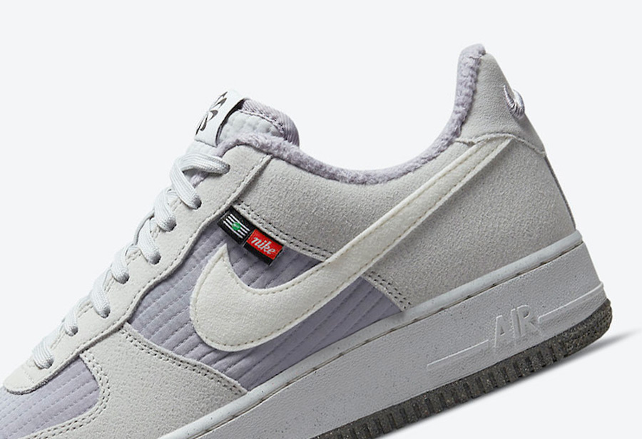 Nike,Air Force 1 Low,Toasty,DC  冬天再也不怕冻脚了!全新「棉鞋」AF1 官图曝光!