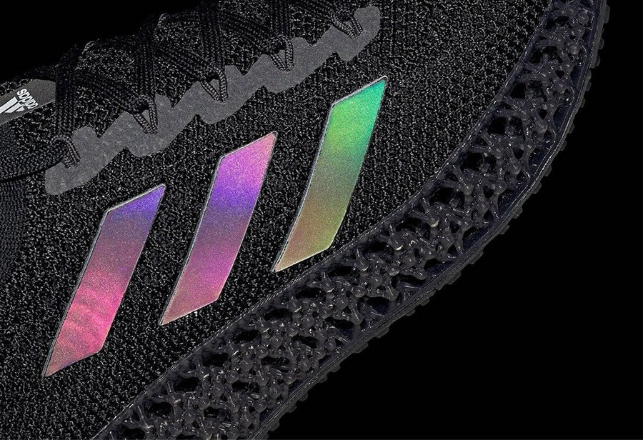 "adidas 4DFWD ""Reflective Xeno""  炫彩反光 LOGO!全新 adidas 4DFWD 官图曝光!"