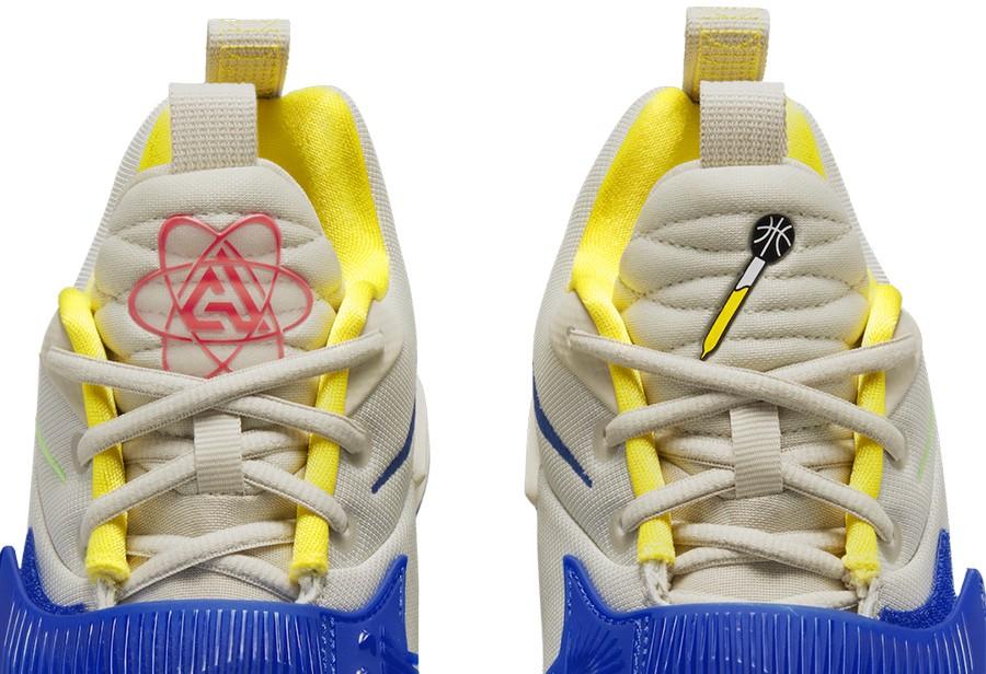 Nike,Zoom Freak 3,DA0695-100  MVP 战靴!字母哥 Zoom Freak 3 新配色曝光!
