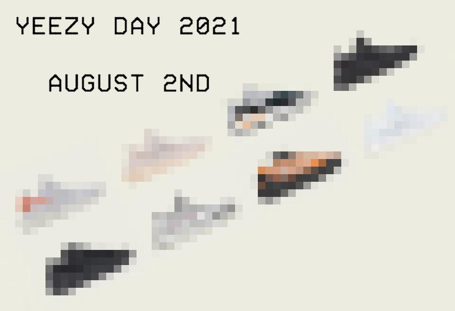 Yeezy Day  Yeezy Day 倒计时!市价¥6000 的「满天星」已经上架!