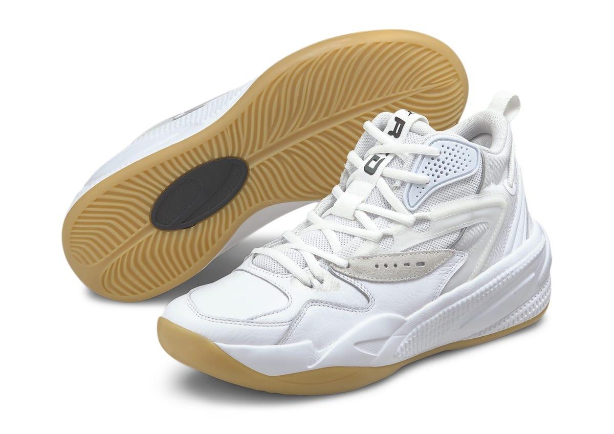 Cole,签名,鞋,近年来,PUMA,作为,老牌,运动,品牌  J. Cole 签名鞋!全新 PUMA DREAMER 2 即将发售!