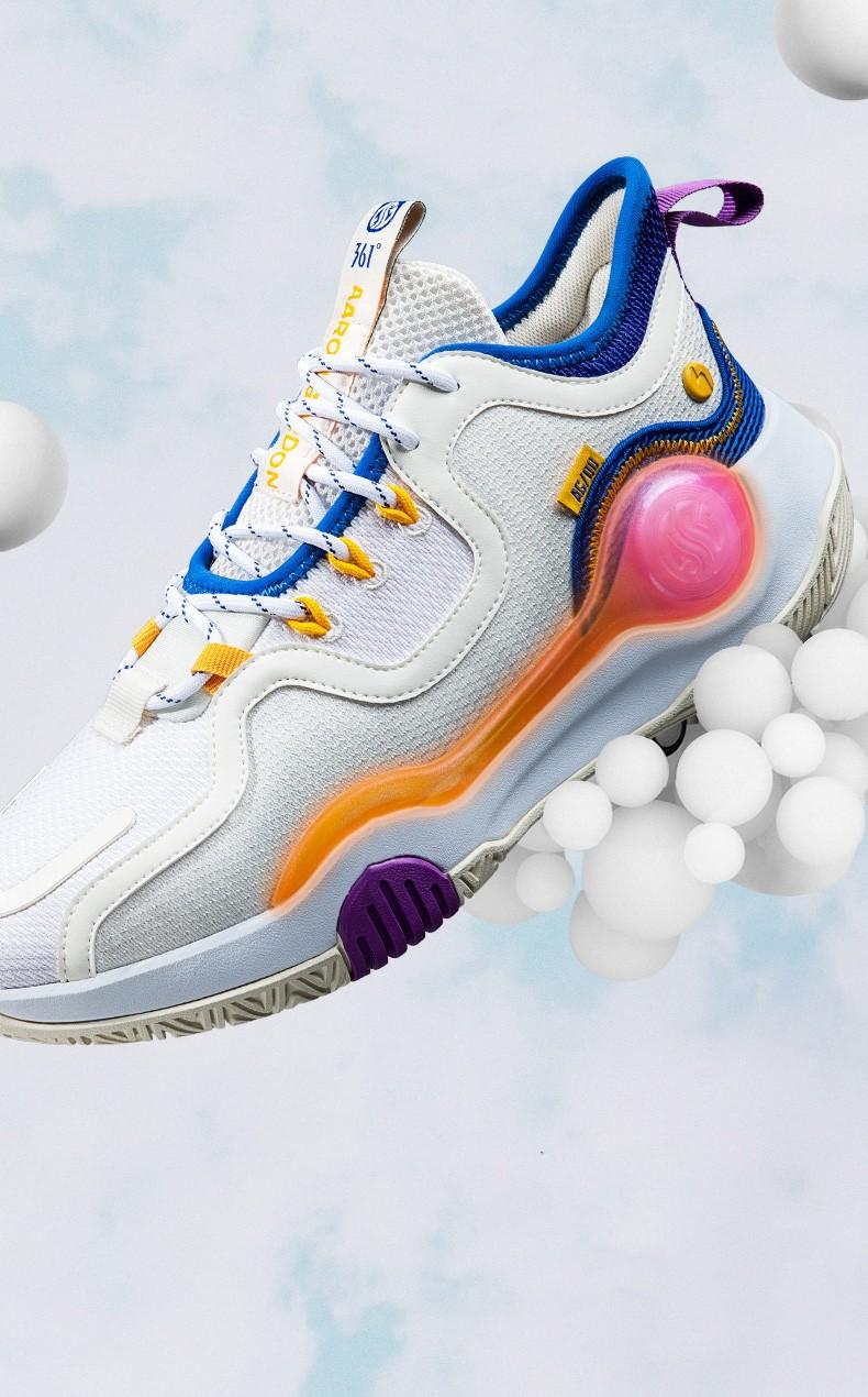 AG,凌空,阿隆·戈登,361°  到手¥199 元!?国货又出良心好鞋!颜值、配置没有不冲的理由!