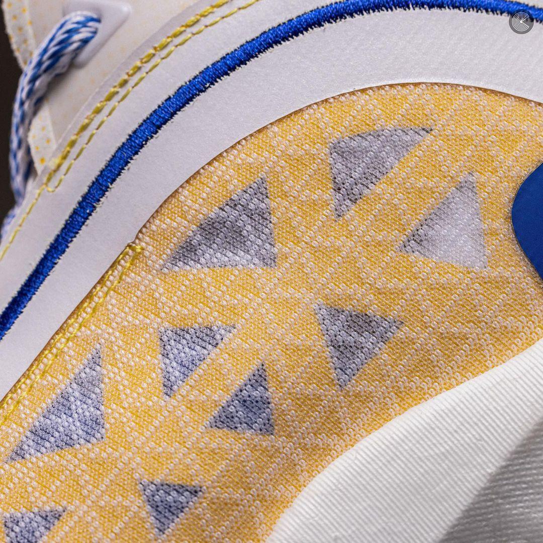 匹克,PEAK,发售,态极大三角  球衣材质打造!维金斯 PE 匹克大三角曝光!网友:市售必入!