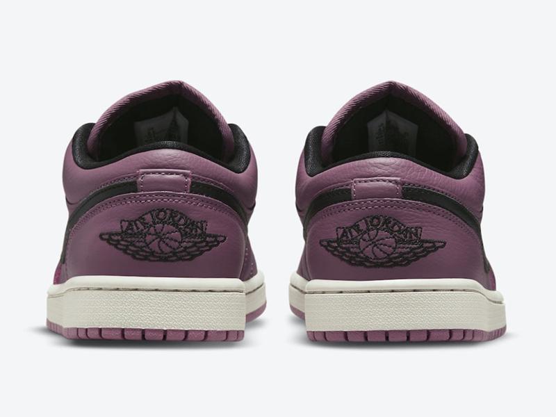 小,波尔多,既,视感,Air,Jordan,Low,又,出新  小波尔多既视感!Air Jordan 1 Low 又出新配色!