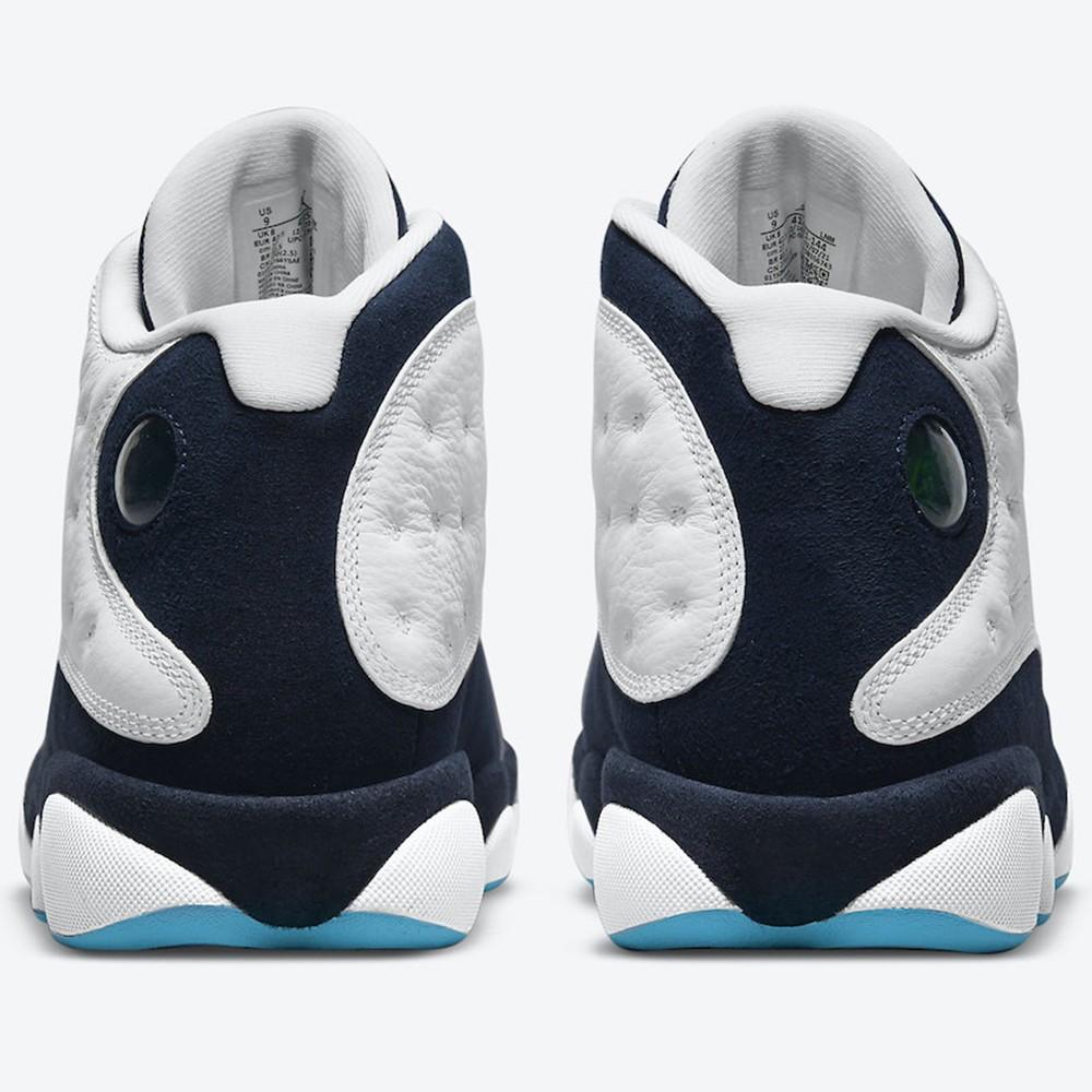 Nike,Air Jordan 13 Obsidian,41  「黑曜石」Air Jordan 13 官图曝光曝光!全家族尺码发售!
