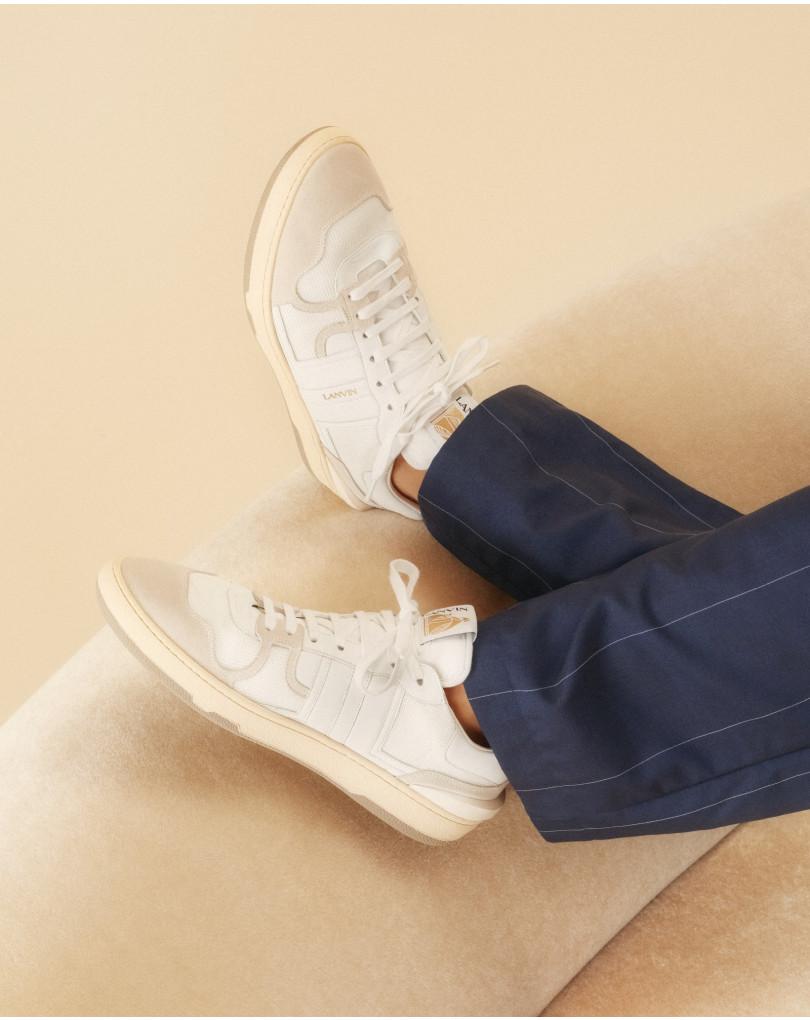 LV,Louis Vuitton,Lanvin,OFF-WH  吊带配球鞋!欧阳娜娜又营业!这些明星都爱穿的狠鞋今年更火了!