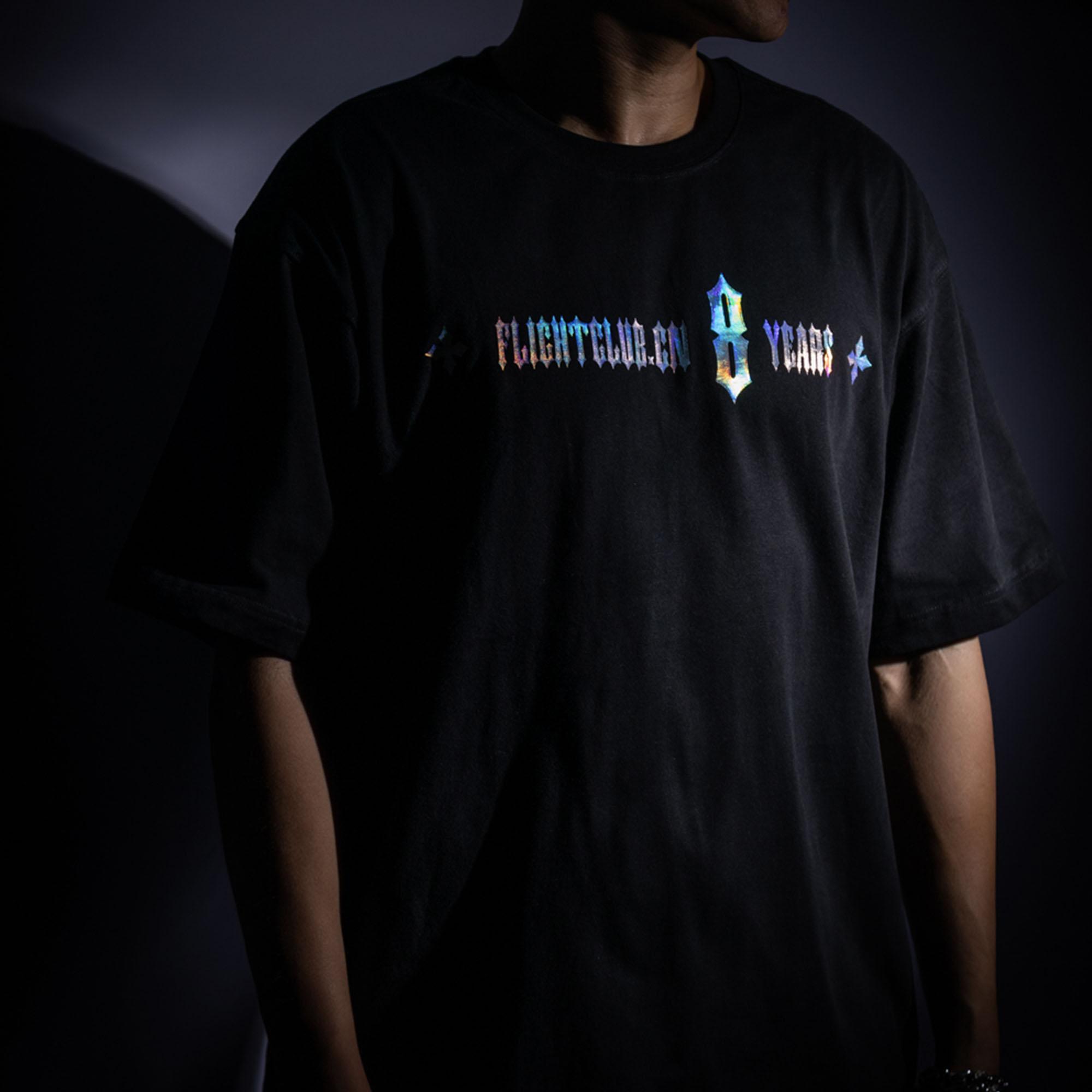 FC,FLIGHTCLUB  就是这么惊喜!「FC 八周年纪念 T 恤」悄悄上架了!
