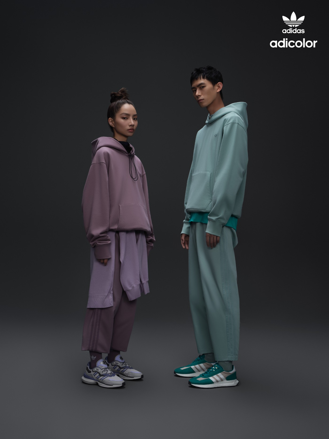 玩转,调色板,adidas,Originals,作为,历久,  玩转调色板!全新 adidas adicolor 系列现已发售!