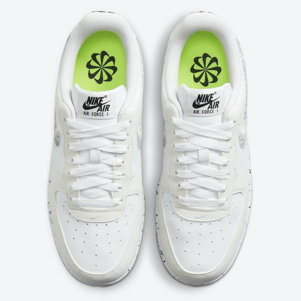 "Nike,Air Force 1 Crater,DH0927  环保材料先锋! Nike Air Force 1 ""Crater"" 全新配色曝光!"