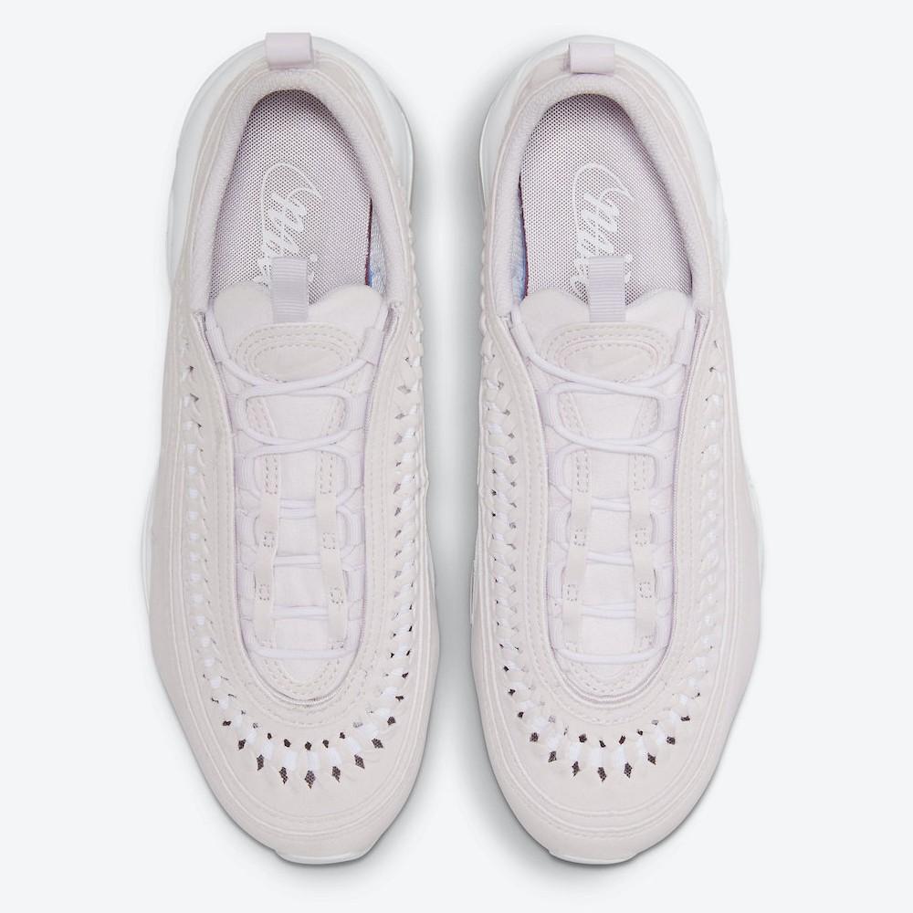 Nike,Air Max 97 LX Woven,DC414  奶油配色 + 编织鞋面!全新 Air Max 97 LX 即将发售!