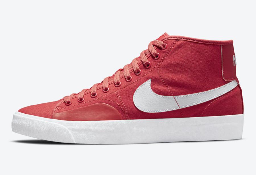 Nike,Blazer Court Mid,DC8901-6  简约大气还百搭!两款全新配色 Blazer Mid 官图曝光!