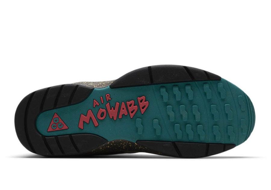 Nike,ACG Air Mowabb Twine,DC95  庆祝 Mowabb 鞋型 30 周年!Nike ACG 新配色官图曝光!