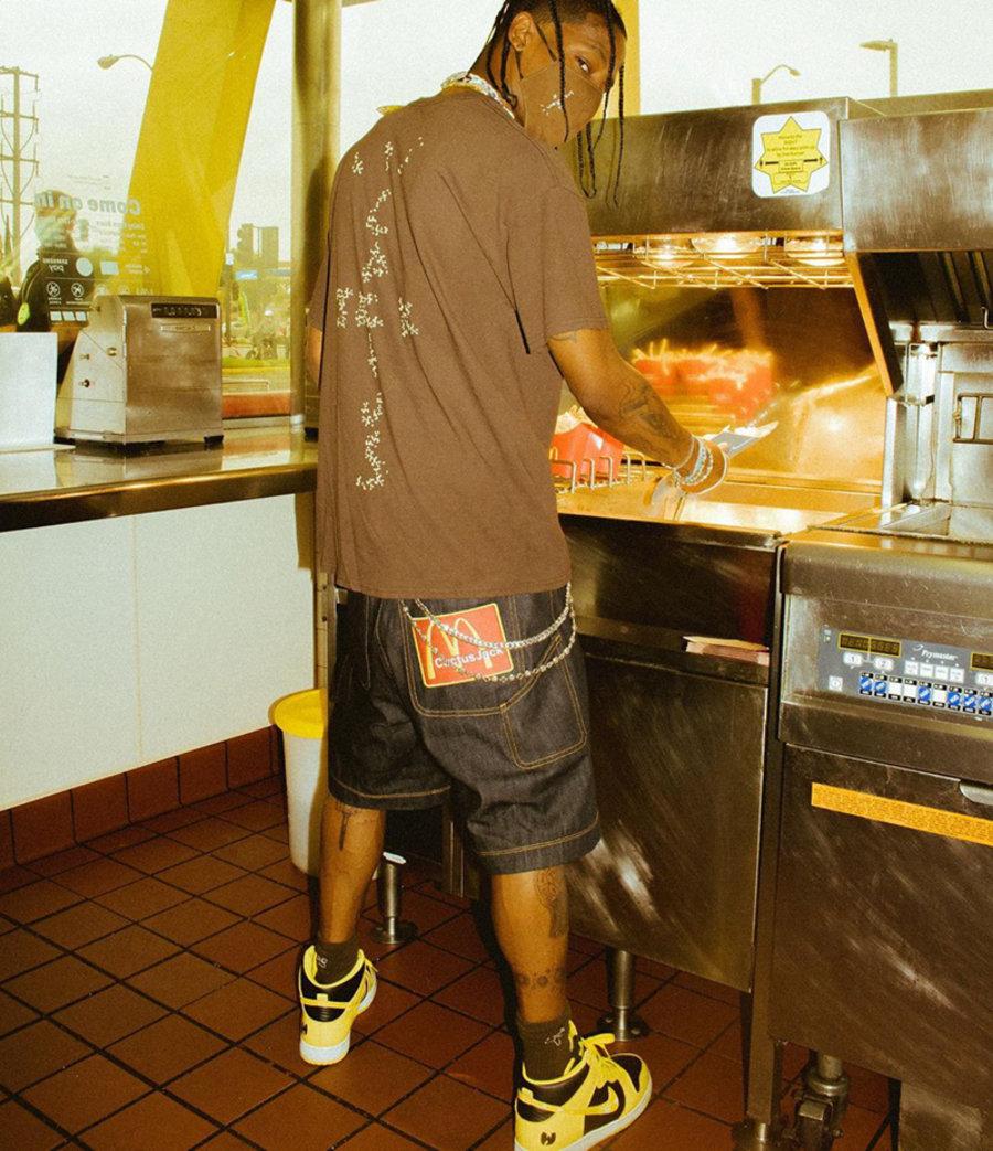 Travis Scott  19 岁流浪街头!如今 LV、迪奥抢着合作!8 双联名鞋破万!顶级名媛给他生孩子!