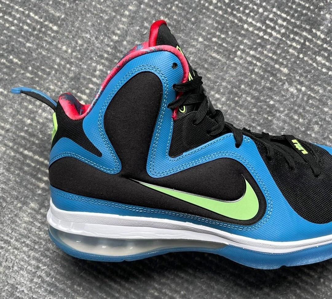 Nike,LeBron 9,South Coast  梦回迈阿密!「南海岸」LeBron 9 即将回归!网友:熟悉的味道!