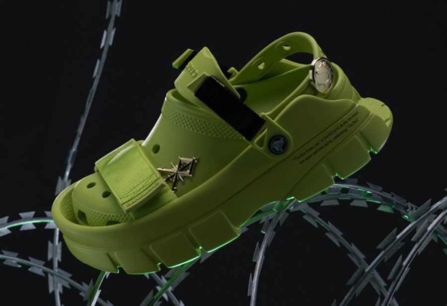 Crocs,上官喆,SANKUANZ,克骆格  上官喆联名 Crocs 线上秒售罄!别急,线下渠道在文末!
