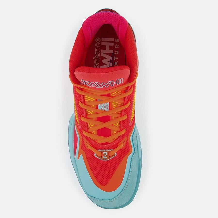 New Balance,Energy Red,BBKLSQU  夏日氛围!伦纳德战靴 KAWHI 全新配色官图曝光!