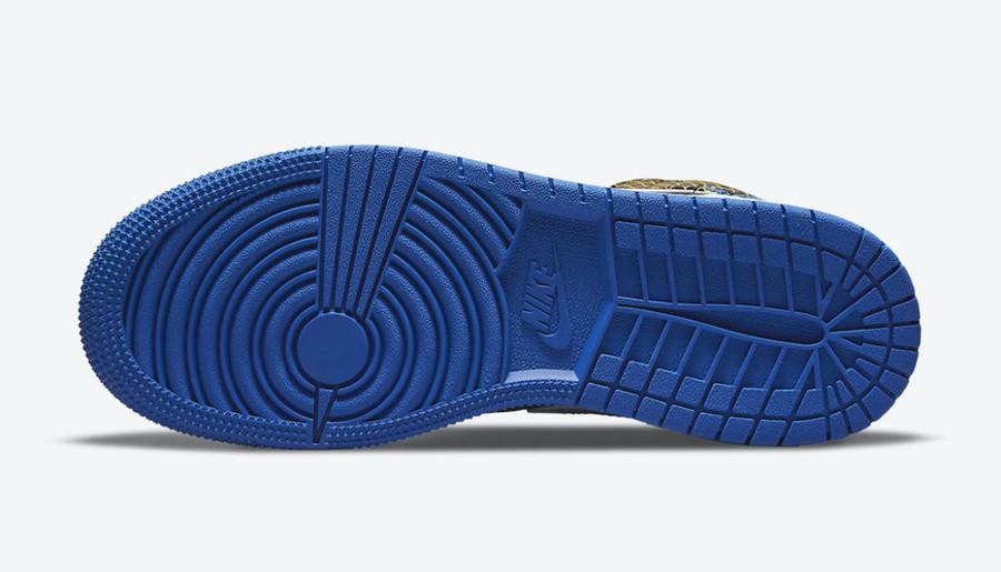 老夫,的,少女,心,全新,Air,Jordan,童鞋,官图,  条纹鞋面真骚气!全新配色 Air Jordan 1 官图曝光!